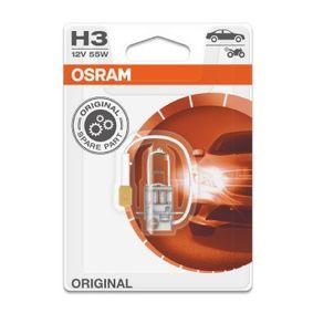 64151-01B Крушка с нагреваема жичка, фар за дълги светлини от OSRAM качествени части