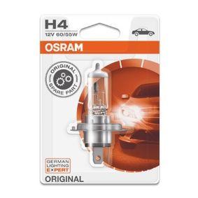 OSRAM Крушка с нагреваема жичка, фар за дълги светлини (64193-01B) на ниска цена