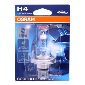 OSRAM Fernscheinwerferglühlampe 64193CBI-01B für FORD ESCORT 1.4 75 PS kaufen