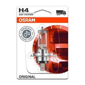 64196-01B Glühlampe, Fernscheinwerfer von OSRAM Qualitäts Ersatzteile