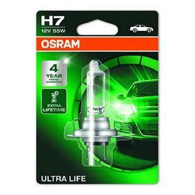 Beliebte Fernscheinwerfer Glühlampe OSRAM 64210ULT-01B für RENAULT MEGANE 2.0 R.S. 265 PS