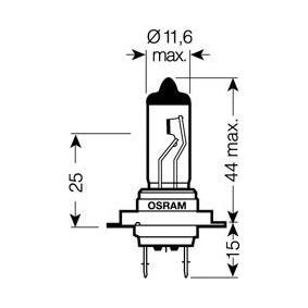 AUDI A4 3.0 quattro 220 PS ab Baujahr 09.2001 - Fernscheinwerferglühlampe (64210ULT-02B) OSRAM Shop