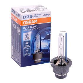 66240CBI Glühlampe, Fernscheinwerfer von OSRAM Qualitäts Ersatzteile