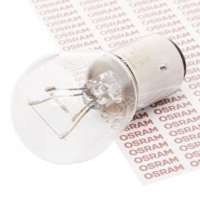7225 Bulb, brake / tail light from OSRAM quality parts