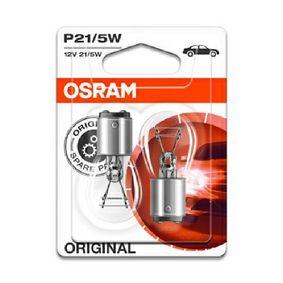 Bremsleuchten Glühlampe 7528-02B OSRAM