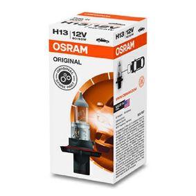 9008 Крушка с нагреваема жичка, фар за дълги светлини от OSRAM качествени части