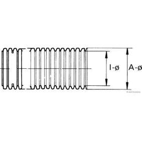 Vlnovec na vyfuk 51271110 HERTH+BUSS ELPARTS