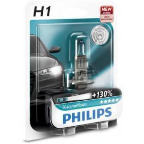PEUGEOT 307 1.4 16V 88 CV año de fabricación 11.2003 - Lámpara para faros de luz antiniebla (12258 XVB1) PHILIPS Tienda online