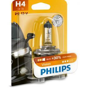 90013538 für OPEL, CHEVROLET, VAUXHALL, Glühlampe, Fernscheinwerfer PHILIPS (12342PRB1) Online-Shop