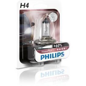 FORD ESCORT 1.4 75 PS ab Baujahr 08.1993 - Fernscheinwerfer Glühlampe (12342 VPB1) PHILIPS Shop