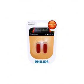 PHILIPS Blinkleuchten Glühlampe 12396 NAB2 für AUDI A4 1.9 TDI 130 PS kaufen