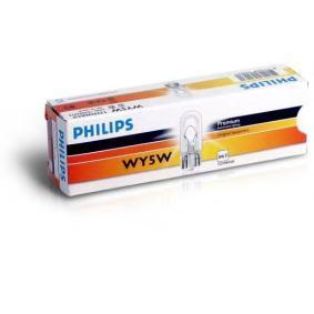 AUDI A4 (8E2, B6) PHILIPS Blinkleuchten Glühlampe 12396 NACP bestellen