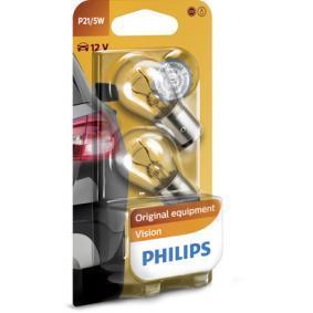 Крушка с нагреваема жичка, мигачи (12499B2) от PHILIPS купете