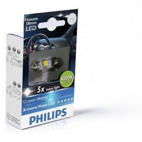 VW PASSAT 1.9 TDI 130 PS ab Baujahr 11.2000 - Innenraumbeleuchtung (12858 4000KX1) PHILIPS Shop
