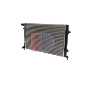 AKS DASIS Воден радиатор / единични части 040023N