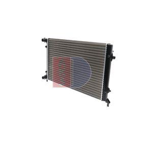 Воден радиатор / единични части 040023N AKS DASIS
