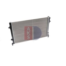 Воден радиатор / единични части AKS DASIS (040023N) за VW GOLF Цени