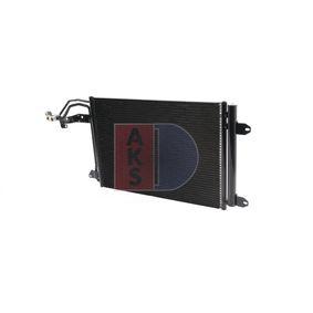 vysoké kvality Kondensator AKS DASIS 042008N pro SKODA OCTAVIA 1.6 TDI 105 HP