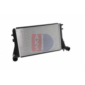 SKODA OCTAVIA 1.6 TDI 105 HP 047023N AKS DASIS Mezichladic stlaceneho vzduchu originální kvality