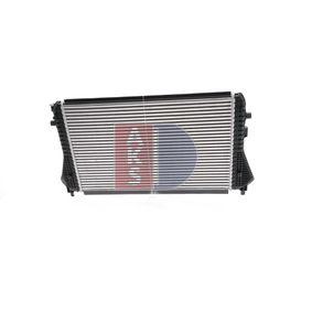 Mezichladic stlaceneho vzduchu (047023N) výrobce AKS DASIS pro SKODA Octavia II Combi (1Z5) rok výroby 06.2009, 105 HP Webový obchod