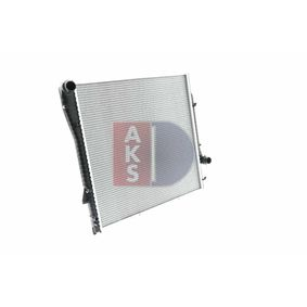Qualitäts Motorkühler AKS DASIS 050033N - BMW X5