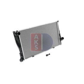 Qualitäts Motorkühler AKS DASIS 050044N - BMW 1er