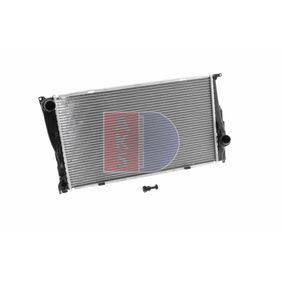 BMW 1er 118 d 143 PS 050044N AKS DASIS Wasserkühler in Original Qualität