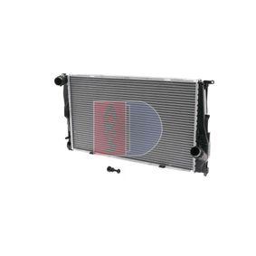 Premium Wasserkühler AKS DASIS 050044N für BMW 1er 118 d 143 PS