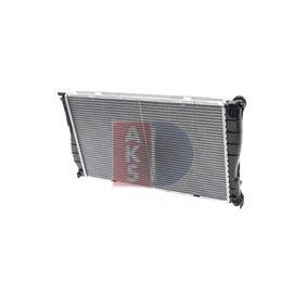 Beliebte Wasserkühler AKS DASIS 050044N für BMW 1er 118 d 143 PS