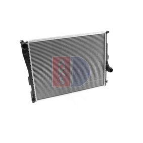 BMW 3er 320 d 136 PS 050390N AKS DASIS Wasserkühler in Original Qualität