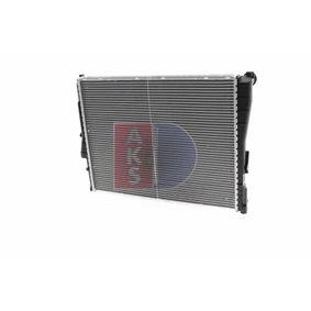 Beliebte Wasserkühler AKS DASIS 050390N für BMW 3er 320 d 136 PS