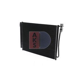 AKS DASIS Kondensator Klimaanlage 052009N