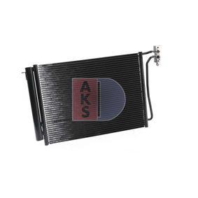 BMW X5 3.0 d 218 PS 052009N AKS DASIS Kondensator Klimaanlage in Original Qualität