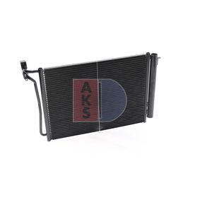 Klimakondensator AKS DASIS (052009N) für BMW X5 Preise