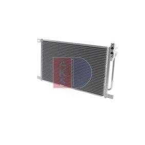 AKS DASIS Kondensator Klimaanlage 053330N
