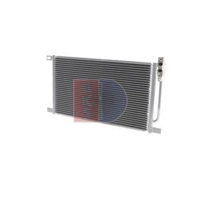 Premium Klimakondensator AKS DASIS 053330N für BMW 3er 320 d 150 PS