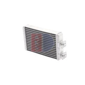 Wärmetauscher, Innenraumheizung AKS DASIS Art.No - 059003N OEM: 64118372771 für BMW, VOLVO, ALPINA kaufen