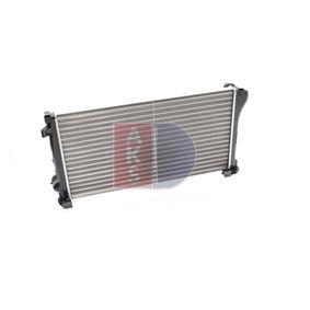 Radiator AKS DASIS (080067N) for FIAT PANDA Prices
