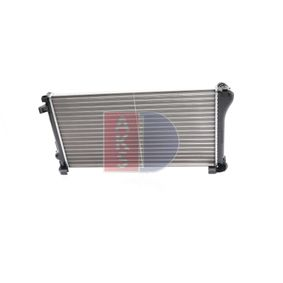 Radiator (080067N) producer AKS DASIS for FIAT PANDA (169) year of manufacture 09/2003, 60 HP Online Shop