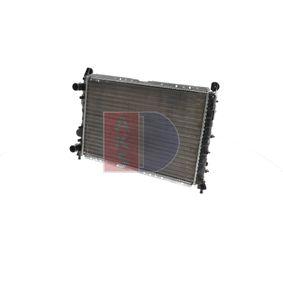 AKS DASIS Radiator engine cooling 081130N