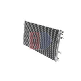 Air conditioner condenser 082006N AKS DASIS