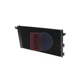 AKS DASIS Air con condenser 082020N