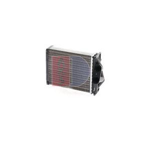 AKS DASIS Heater matrix 086003N