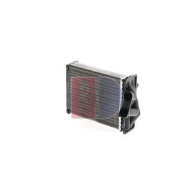 Heat exchanger interior heating 086003N AKS DASIS