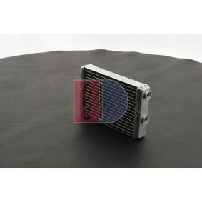 Heat exchanger interior heating 089011N AKS DASIS