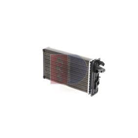 Radiatore riscaldamento abitacolo 089080N AKS DASIS