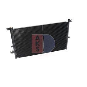 Klimakondensator AKS DASIS (092004N) für FORD MONDEO Preise