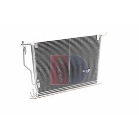 AKS DASIS Kondensator, Klimaanlage 122190N