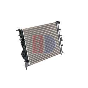 Qualitäts Motorkühler AKS DASIS 180200N - RENAULT CLIO