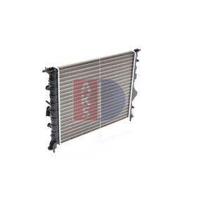 AKS DASIS RENAULT CLIO Wasserkühler (180200N)